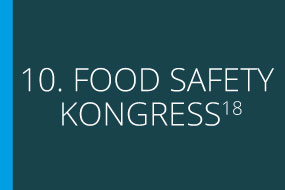 Food Safety Kongress 2018